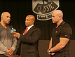 Wywiad z Shawn Ray, Kevin Levrone, David Baye